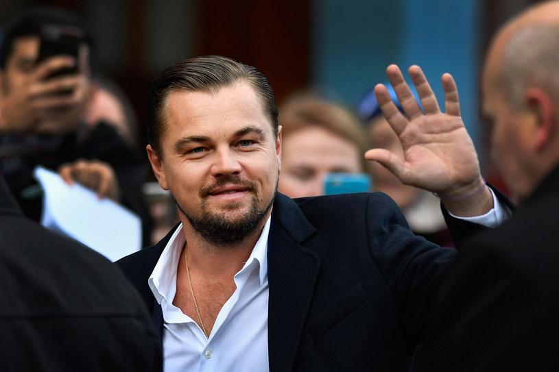 Leonardo DiCaprio zagra astronoma w filmie Netfliksa /Jeff J Mitchell /Getty Images