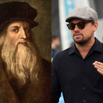Leonardo DiCaprio zagra Leonarda Da Vinci