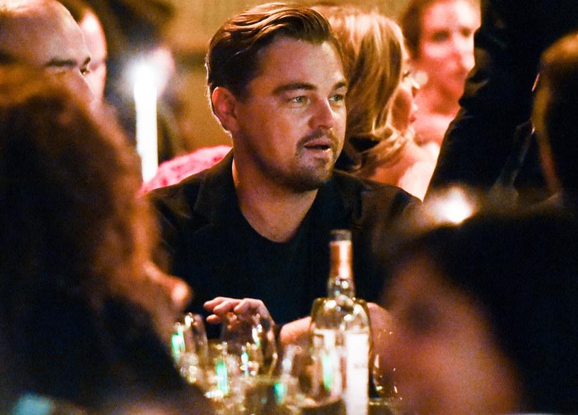 Leonardo DiCaprio /Naom Galai /Getty Images