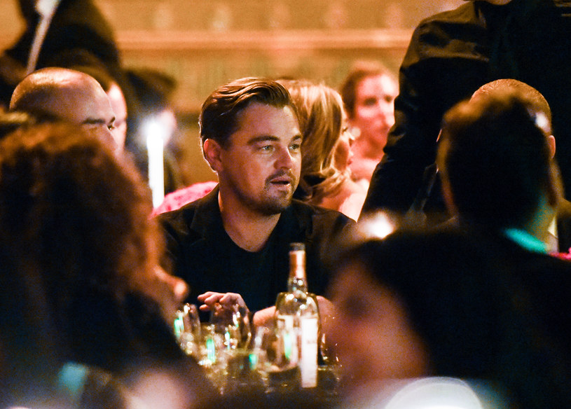 Leonardo DiCaprio /Naomi Galai /Getty Images