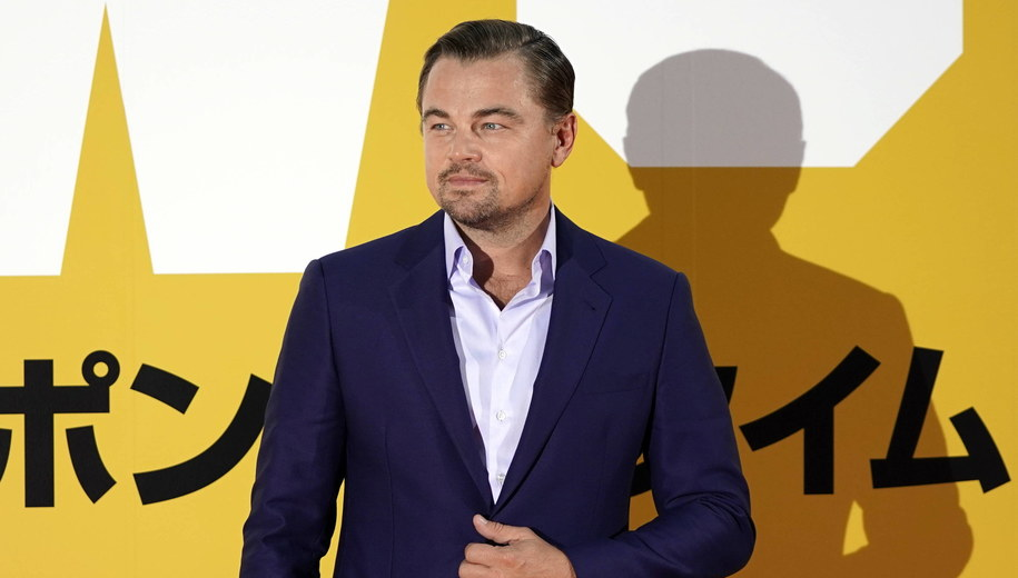 Leonardo DiCaprio /FRANCK ROBICHON /PAP/EPA