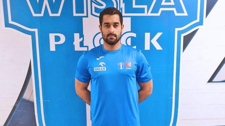 Leonardo Dutra Ferreira, rozgrywający hiszpańskiego zespołu Incarlopsa Cuenca, przynajmniej do końca tego sezonu będzie zawodnikiem Orlen Wisły Płock /Informacja prasowa