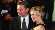 Leonardo wspiera Winslet po rozwodzie