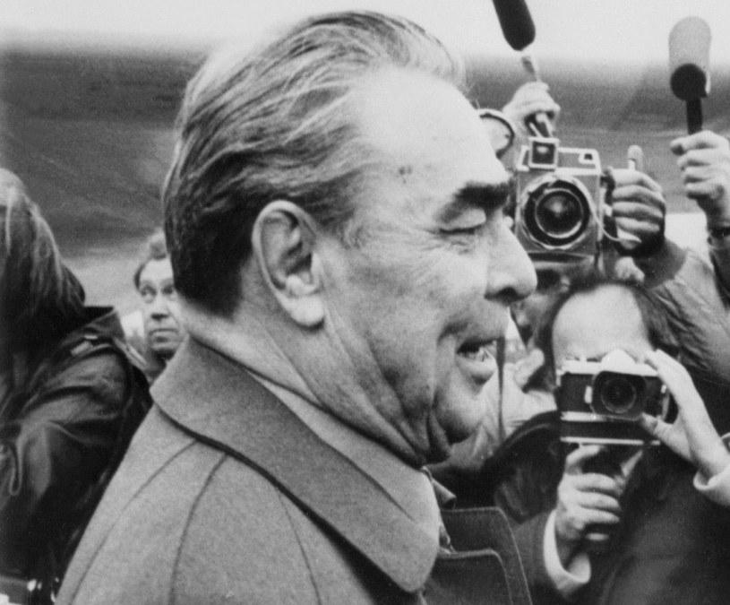 Leonid Breżniew. Zdjęcie z 1974 roku /AFP