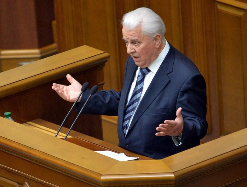 Leonid Krawczuk /AFP