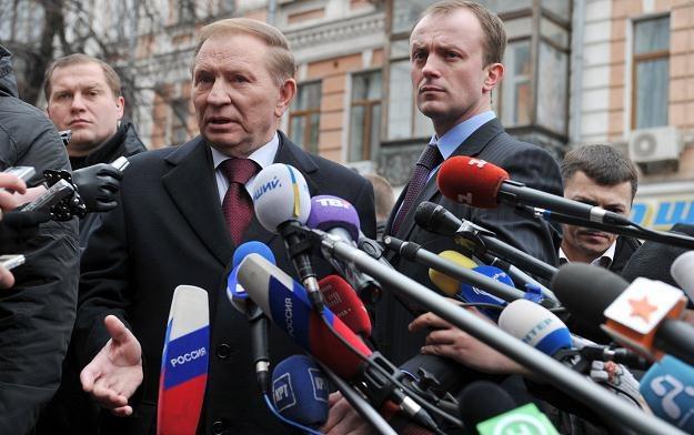 Leonid Kuczma /AFP