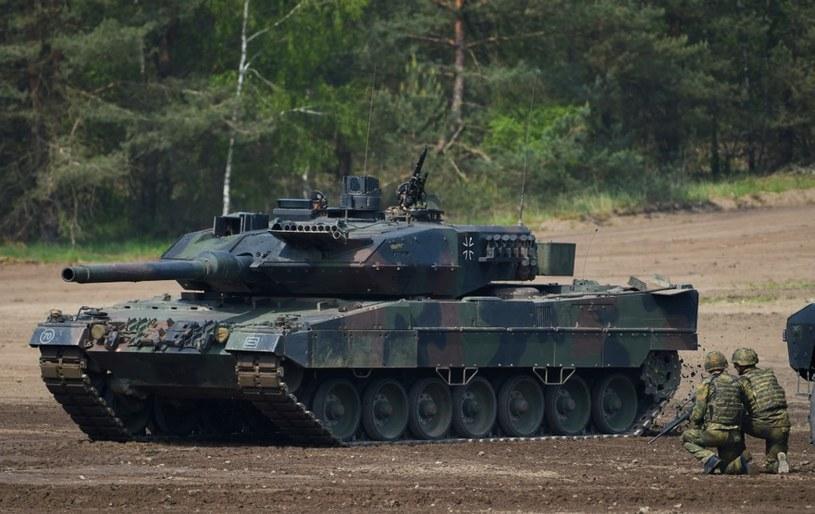 Leopard 2 A7 /AFP