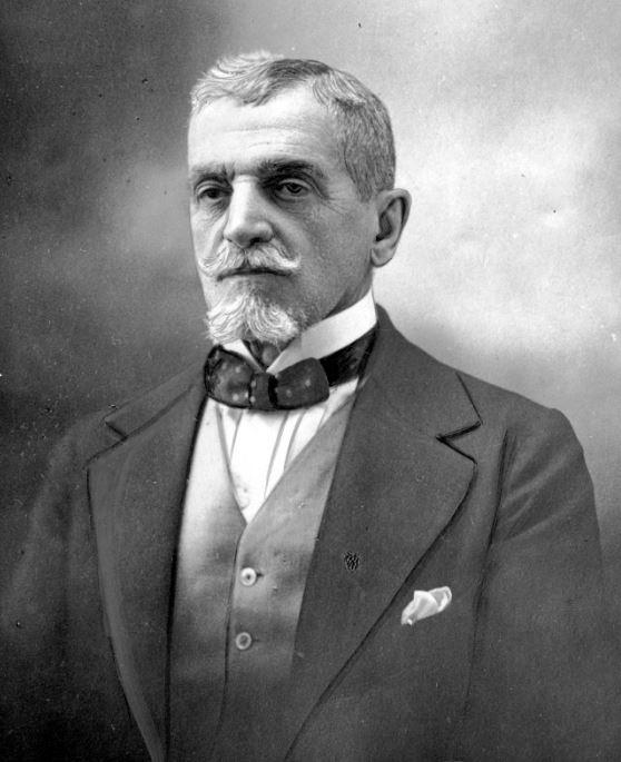 Leopold Julian Kronenberg - polski bankier i finansista /foto. Narodowe Archiwum Cyfrowe /