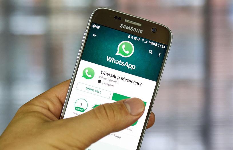 Lepiej już nie korzystać z WhatsAppa? Oto dwie interesujące alternatywy /123RF/PICSEL