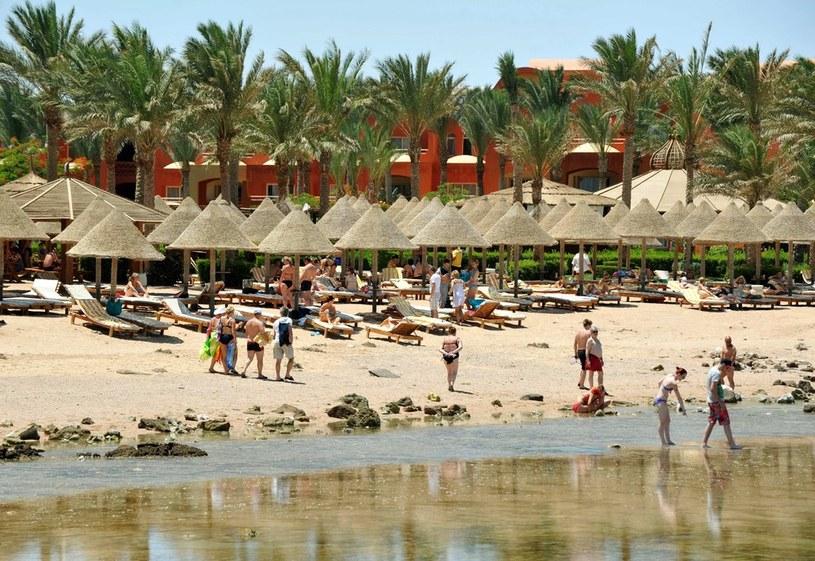 Lepiej wstrzymać się z wakacjami w Egipcie /Tomasz Gawalkiewicz /Reporter