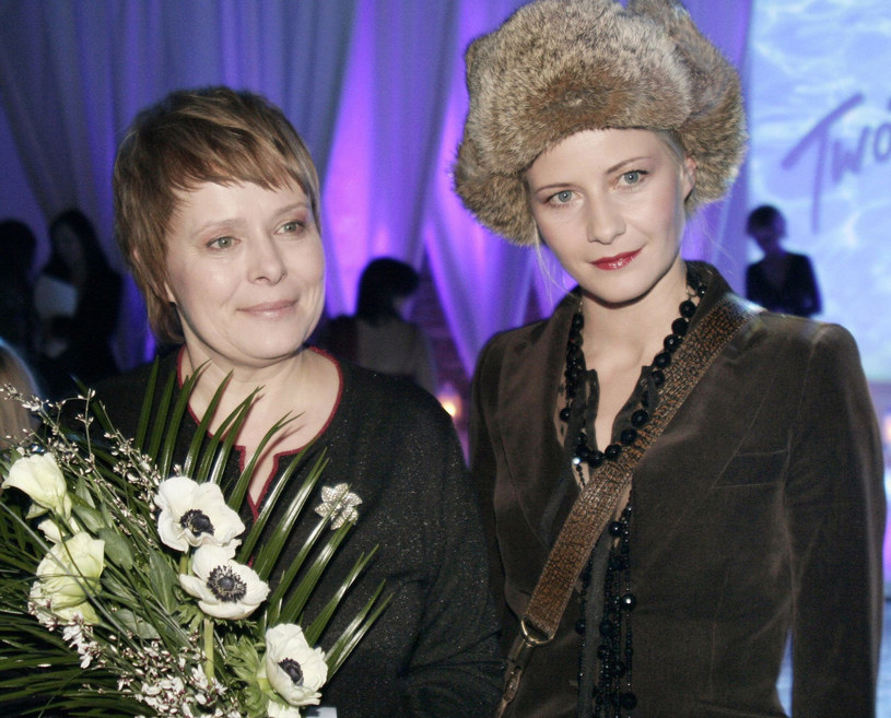 Łepkowska z Kożuchowską /- /East News