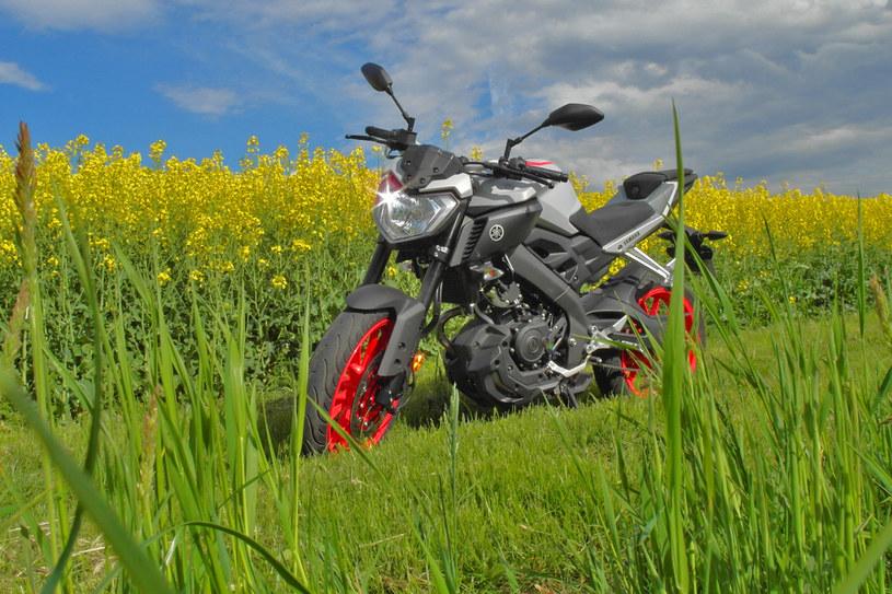 Lepsze jest wrogiem dobrego. Yamaha MT-125 posiada ABS /INTERIA.PL