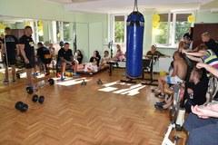 Lepsze Jutro z RMF FM: Specjalna strefa sportowa dla dzieci i młodzieży z Olsztyna