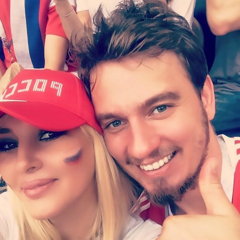 Lera Kudryavtseva i Igor Makarov /East News