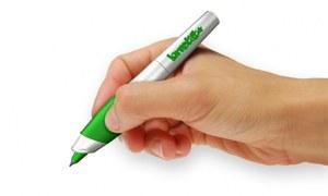 Lernstift - długopis, który poinformuje piszącego o popełnianych błędach