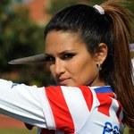 Leryn Franco - najgorętsza dziewczyna igrzysk w Londynie