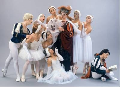 Les Ballets Trockadero de Monte Carlo /materiały prasowe