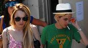 Lesbijskie wyznanie Lohan