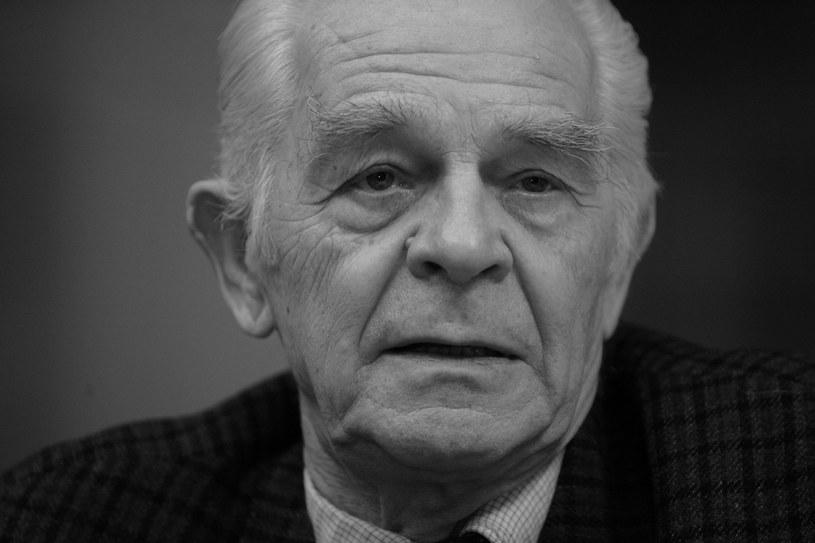 Lesław Skinder nie żyje /Stefan Maszewski /East News