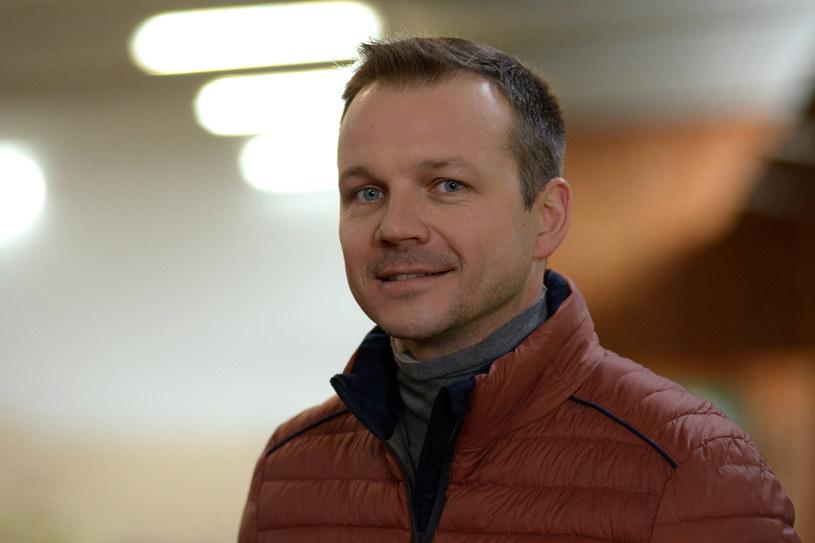 """Lesław Żurek w """"Pierwszej miłości"""" /ATM"""