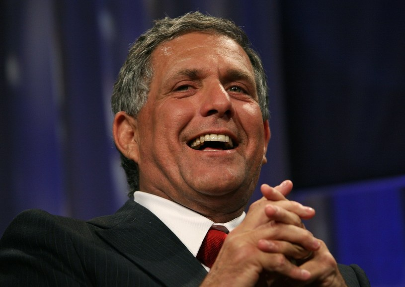 Leslie Moonves dzielił i rządził w CBS /David Livingston /Getty Images
