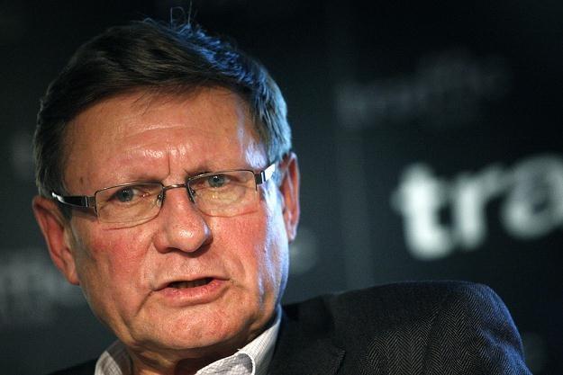 Leszek Balcerowicz, fot. Adam Guz /Reporter