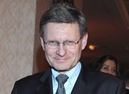 Leszek Balcerowicz, fot. Marek Ulatowski /MWMedia