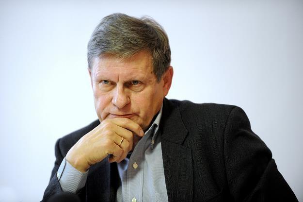Leszek Balcerowicz, przedstawieciel prezydenta Ukrainy w rządzie Wołodymyra Hrojsmana /PAP