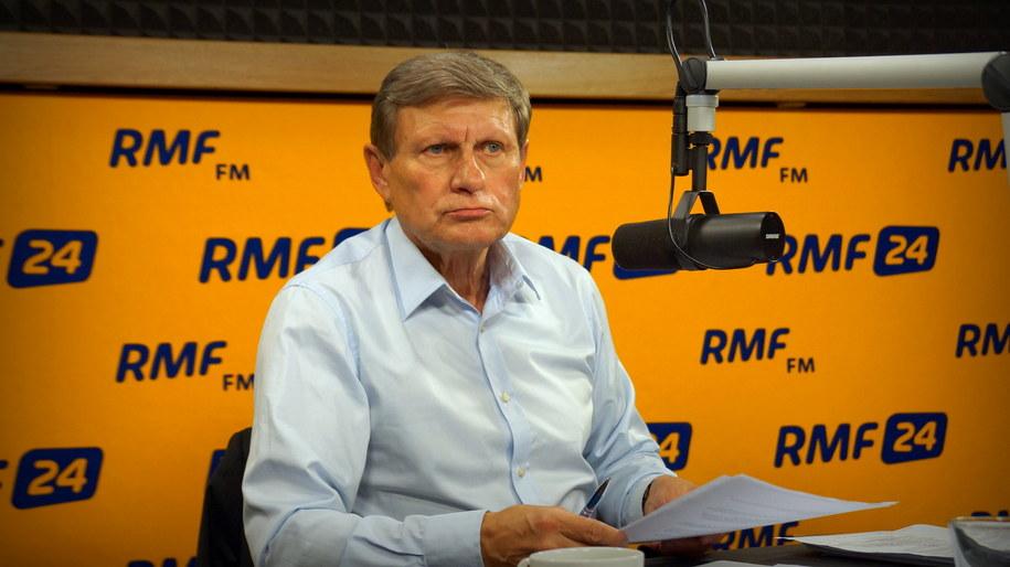 Leszek Balcerowicz /Michał Dukaczewski /RMF FM