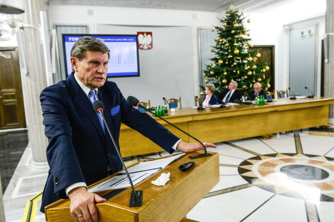 Leszek Balcerowicz /PAP/Jakub Kamiński  /PAP