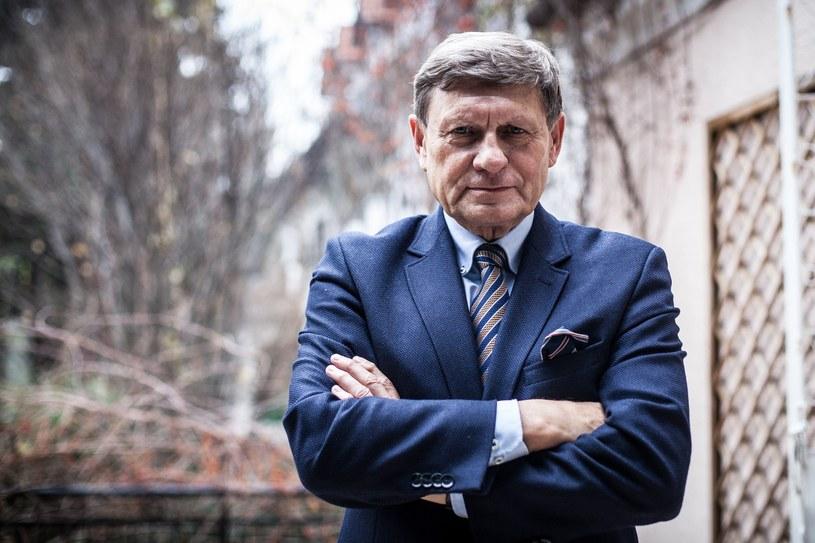 Leszek Balcerowicz /Aleksandra Szmigiel /Reporter