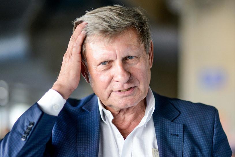 Leszek Balcerowicz /Tadeusz Wypych /Reporter