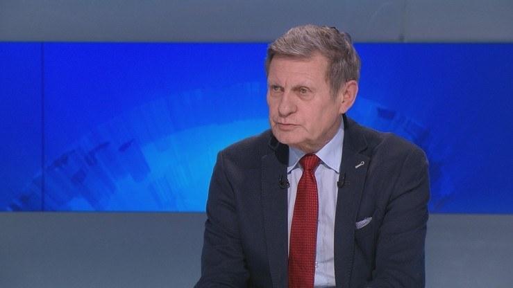 Leszek Balcerowicz /Polsat News /Polsat News