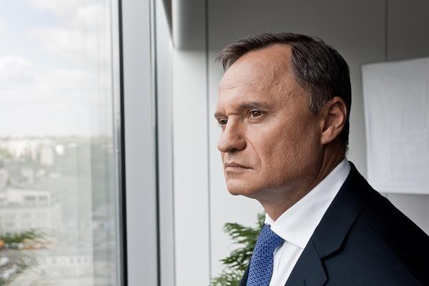Leszek Czarnecki. Fot. Piotr Małecki Napo /FORUM