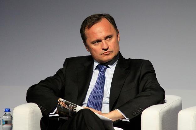 Leszek Czarnecki. Fot. Piotr Zając /Reporter