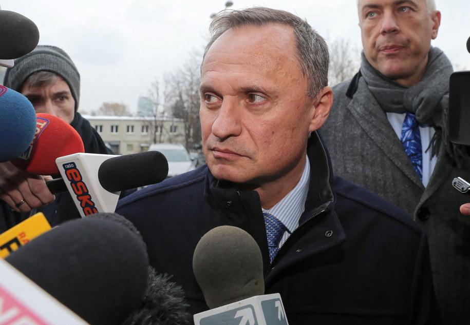 Leszek Czarnecki / Andrzej Grygiel    /PAP