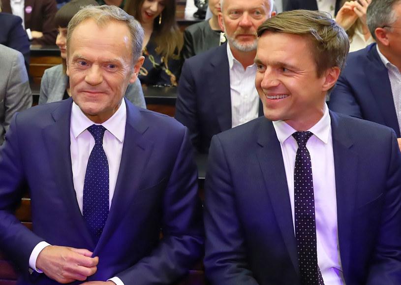 Leszek Jażdżewski: Z Donaldem Tuskiem nie wymienialiśmy się tekstami wystąpień /Rafał Guz /PAP