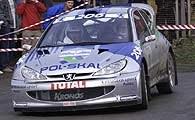 Leszek Kuzaj - Peugeot 206 WRC /INTERIA.PL