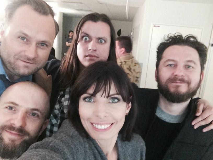 Leszek Lichota, Bogumił Lipski, Michał Sobociński, Maciej Migas, Agnieszka Dygant /Facebook /internet