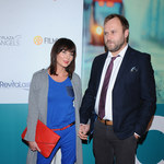 Leszek Lichota i Ilona Wrońska na premierze!