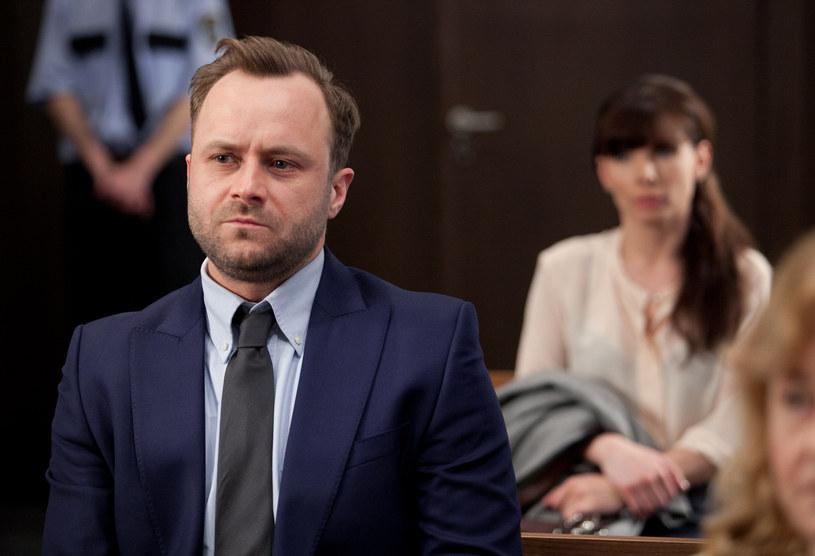 Leszek Lichota jako Marek Dębski /x-news/ Agnieszka K. Jurek /TVN