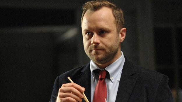 """Leszek Lichota w """"Prawie Agaty"""" /Agencja W. Impact"""