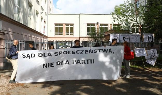 Leszek Mazur nowym szefem KRS. I prezes SN Małgorzata Gersdorf opuściła posiedzenie