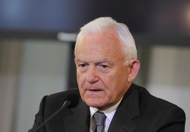 Leszek Miller chce zawiadomić prokuraturę /Stanisław Kowalczuk /East News