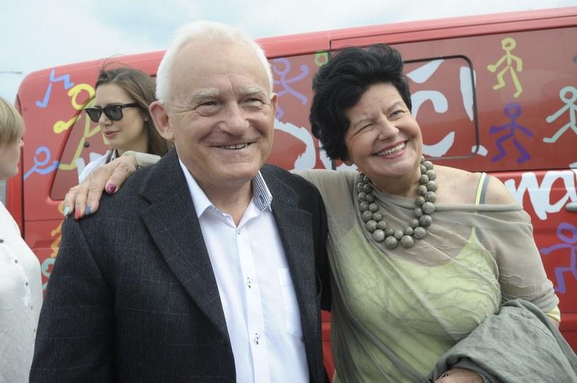 Leszek Miller i Joanna Senyszyn /East News