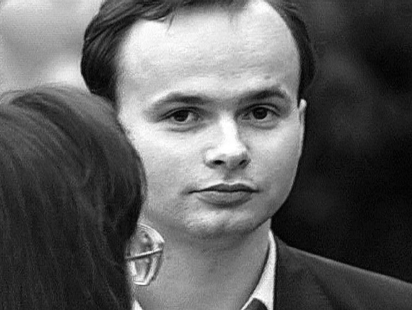 Leszek Miller junior, zdj. z 1995 roku /Agencja FORUM
