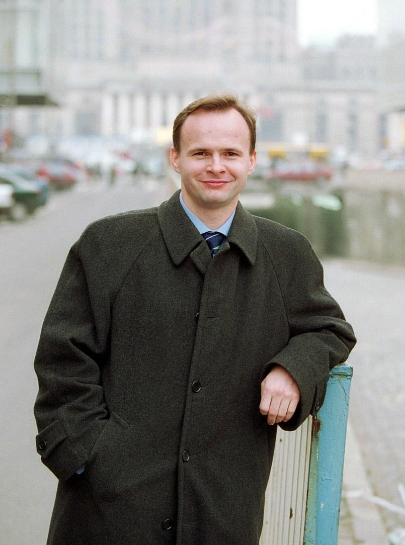 Leszek Miller Junior /Jacek Dominski/REPORTER /Reporter
