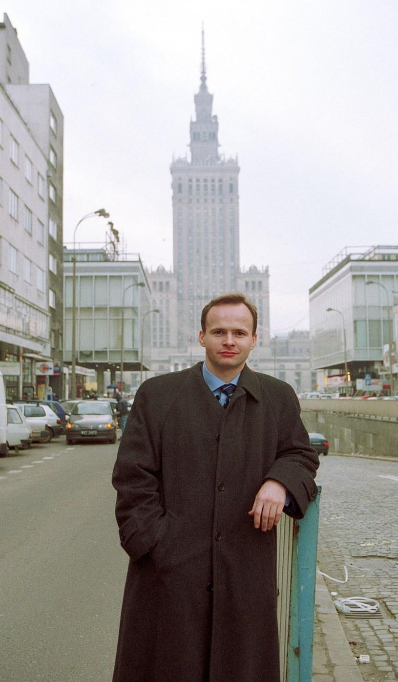 Leszek Miller Junior / Jacek Domiński /East News