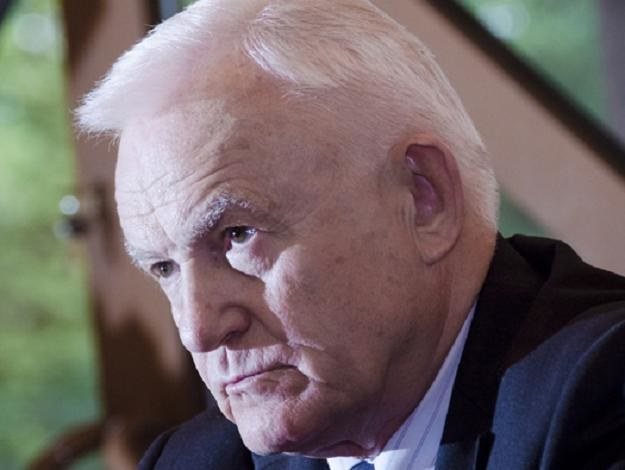 Leszek Miller, lider SLD. Fot. Łuksz Grudniewski /Agencja SE/East News
