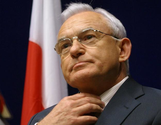 Leszek Miller, lider SLD /AFP